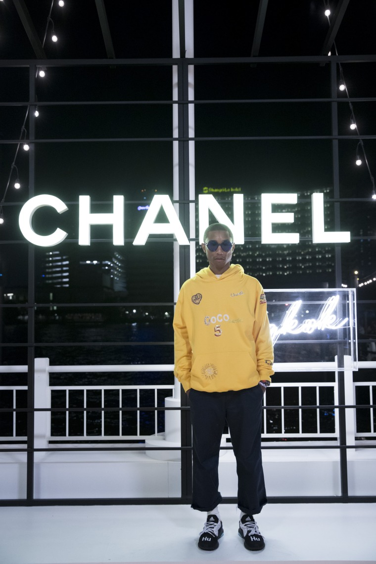 fbe7cd9519f21 Pharrell is designing a collection for Chanel
