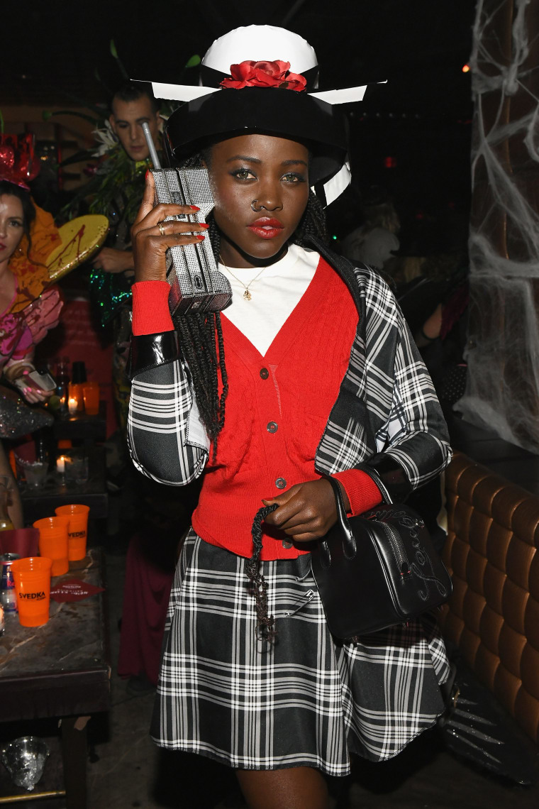 Here's what your favorite stars wore for Halloween
