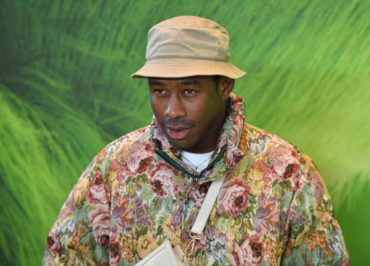 Hear Tyler, the Creator's new <i>The Grinch</i>-inspired EP