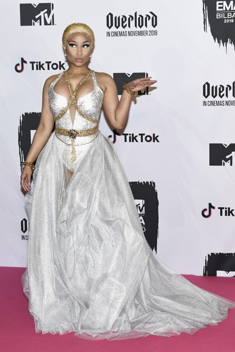 Nicki Minaj is joining the cast of <i>Angry Birds Movie 2 </i>
