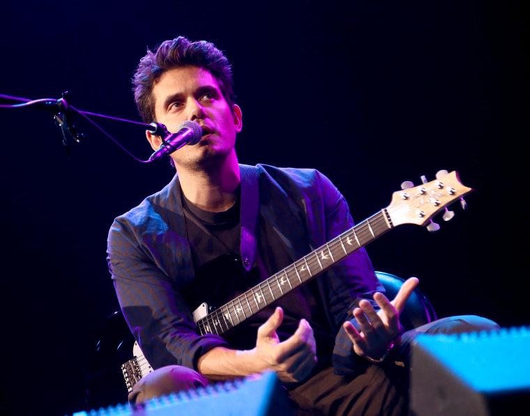 "John Mayer guesses he just feels like on new single ""I Guess I Just Feel Like"""