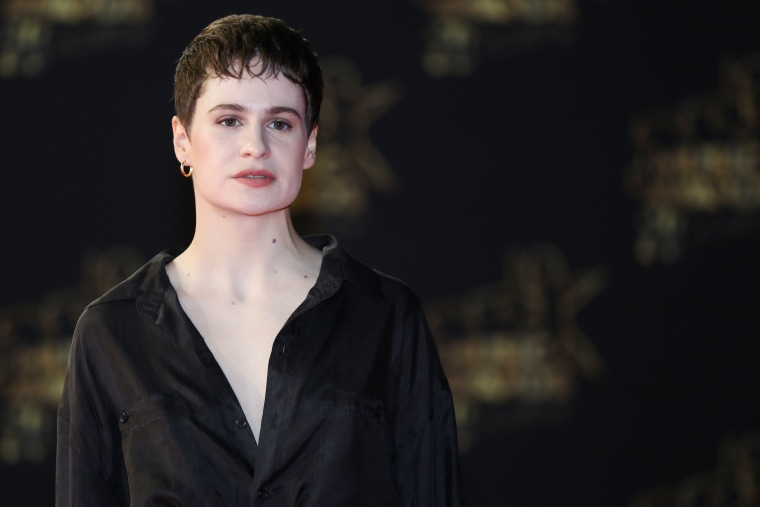 "Listen to Christine and The Queens cover Rihanna's ""Kiss It Better"""