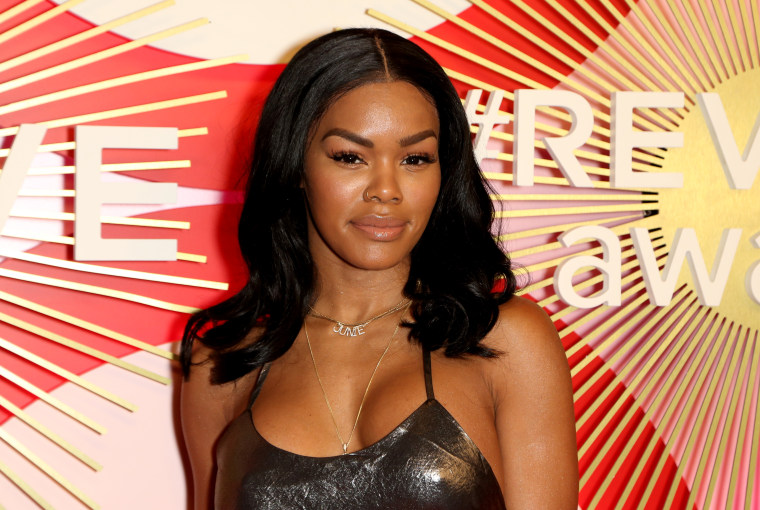 Teyana Taylor says she'll release a new album this year