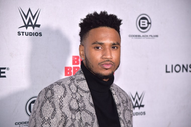 Trey Songz arrested after physical altercation with police at Kansas City Chiefs game