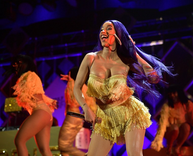 Cardi B confirms Las Vegas residency at the Palms Casino Resort