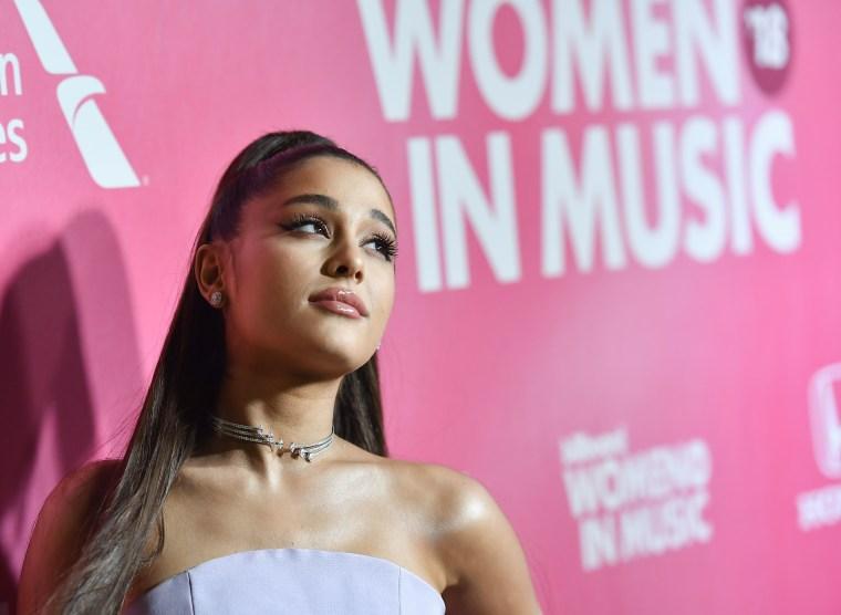 Ariana Grande's <i>thank u, next</i> breaks Spotify streaming record with 2 billion streams