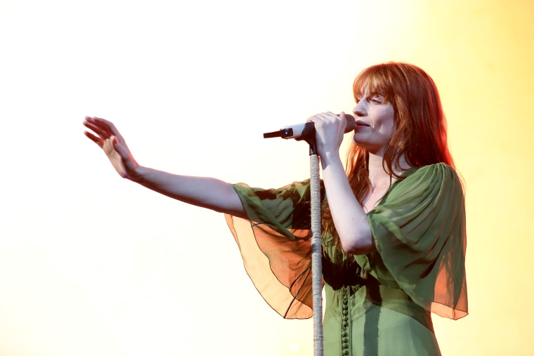 Florence + The Machine announce tour with Perfume Genius and Blood Orange