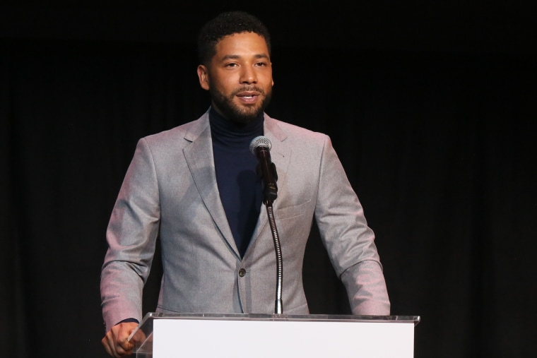 Police reportedly seeking follow-up interview with Jussie Smollett