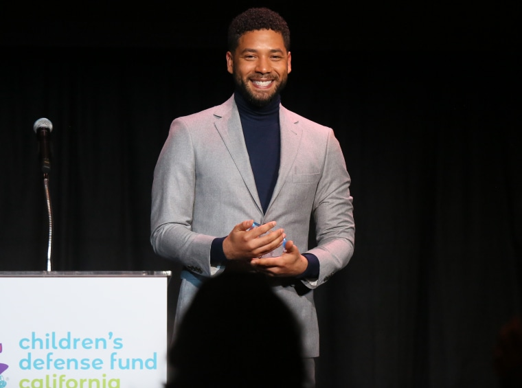 """Jussie Smollett speaks out after brutal hate crime: """"My body is strong but my soul is stronger"""""""