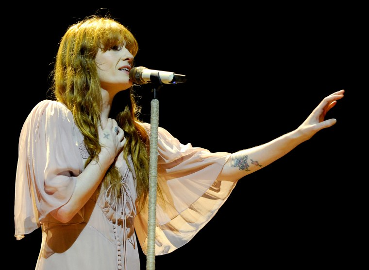 Florence Welch thrilled to get second chance on Game of Thrones