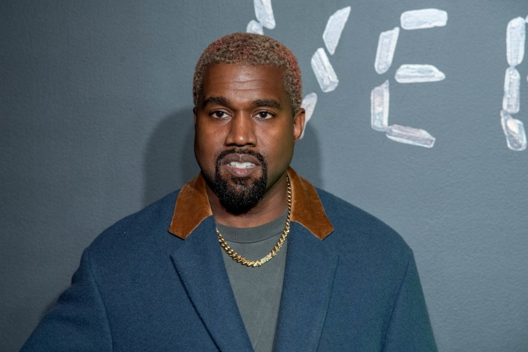 Kanye West reportedly settling lawsuit against EMI