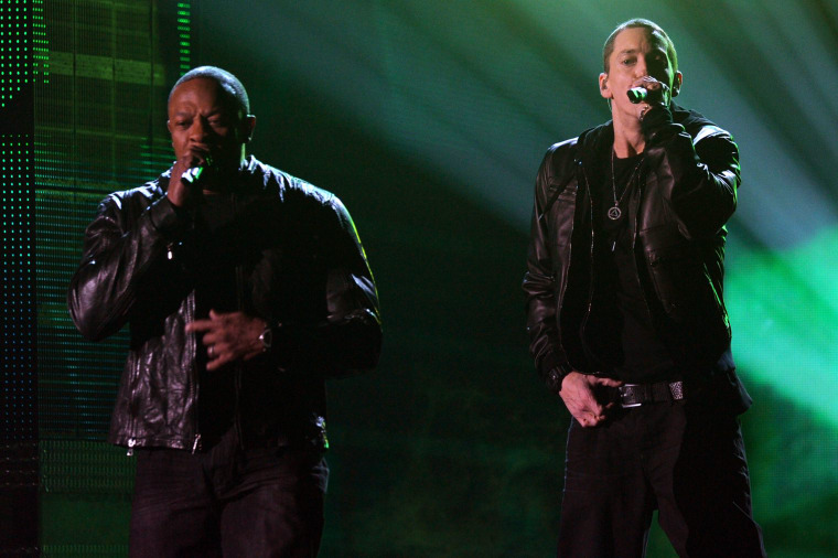 Eminem And Dr. Dre Tipped To Appear On <I>Bodied</i> Soundtrack