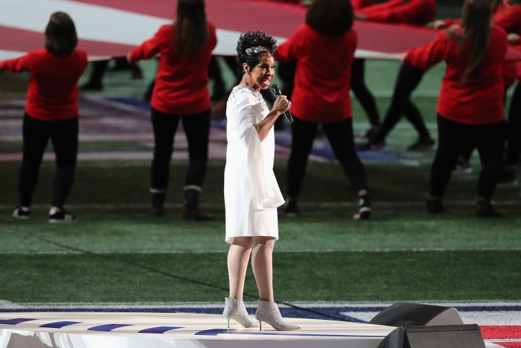 "Watch Chloe x Halle and Gladys Knight perform ""America the Beautiful"" and the National Anthem, respectively, at Super Bowl 2019"