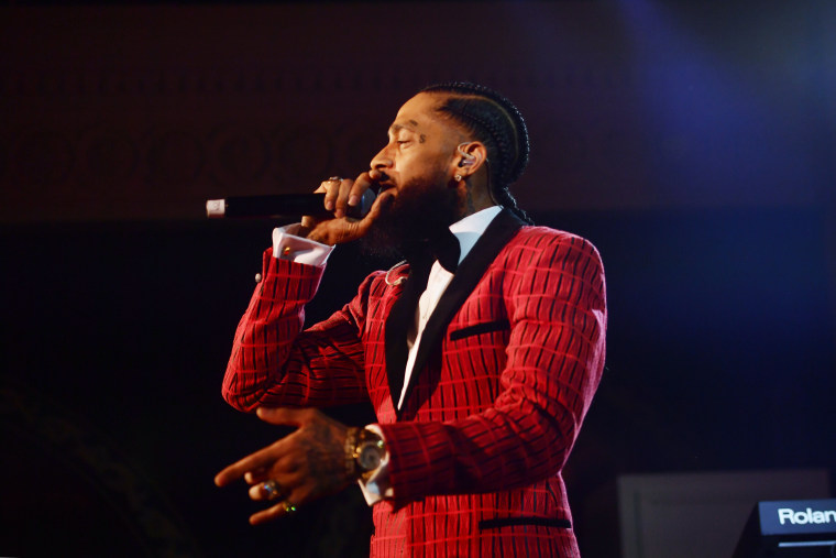 "Report: Nipsey Hussle's estate faces lawsuit over ""Hussle & Motivate"""
