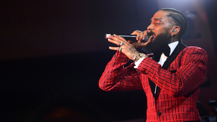 Nipsey Hussle's <i>Victory Lap</i> is no. 2 on Billboard 200 one week after the rapper's death