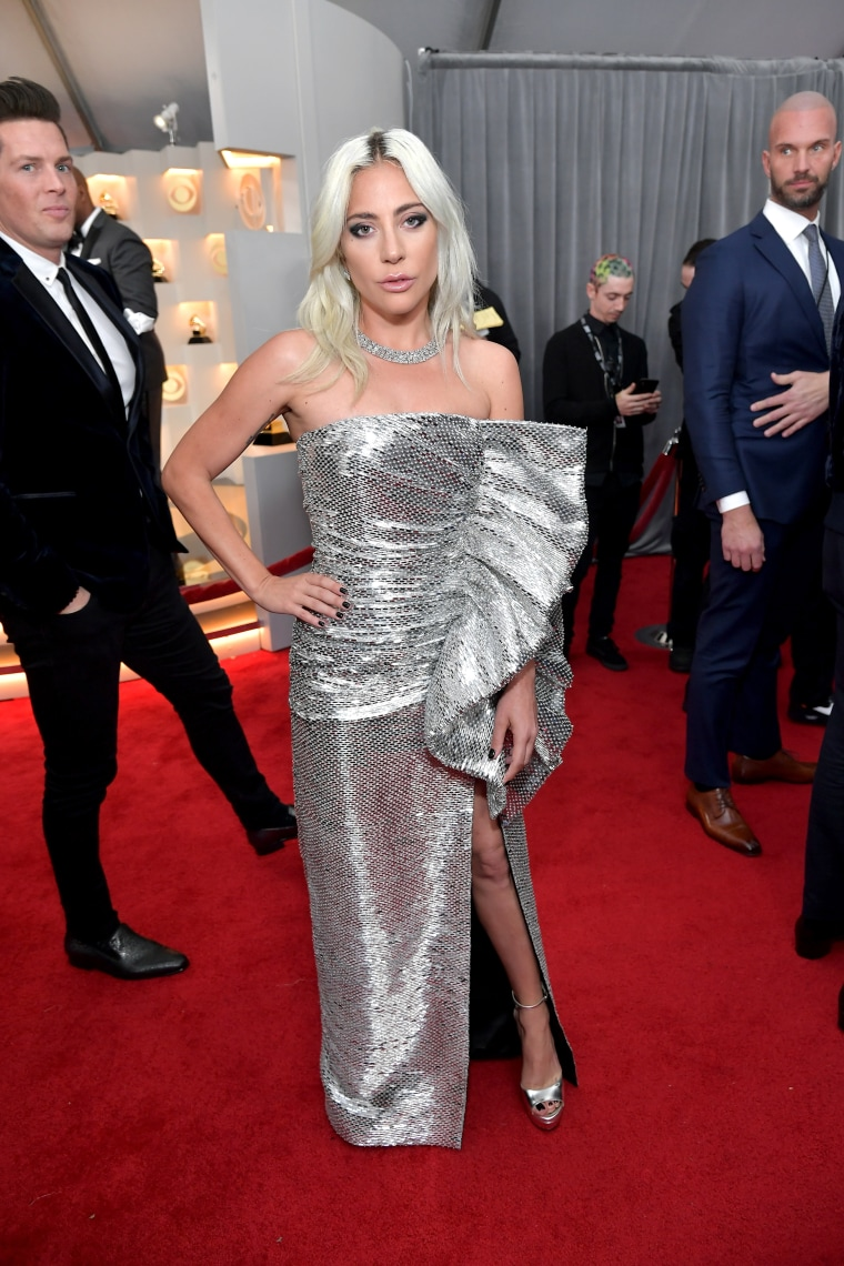 "Watch Lady Gaga perform ""Shallow"" at the 2019 Grammys"