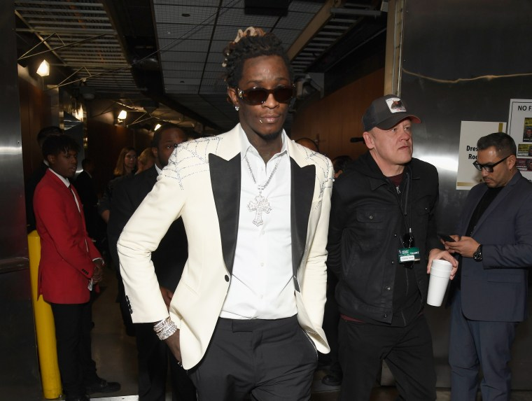 Young Thug reportedly unharmed in Miami drive-by shooting