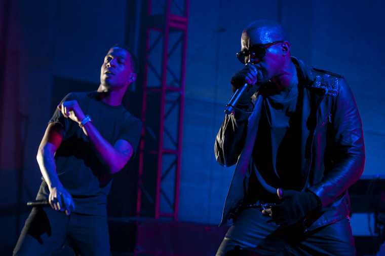 Kid Cudi's manager announces <i>Kids See Ghosts</i> listening party in L.A.