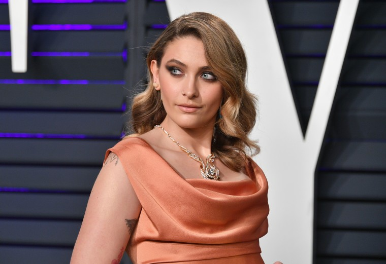 Paris Jackson denies claims she was rushed to the hospital after a suicide attempt