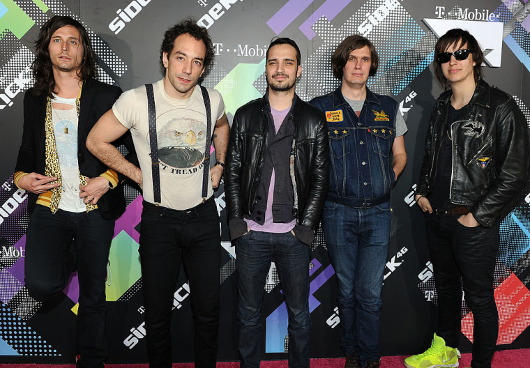 The Strokes to perform at rally for Bernie Sanders