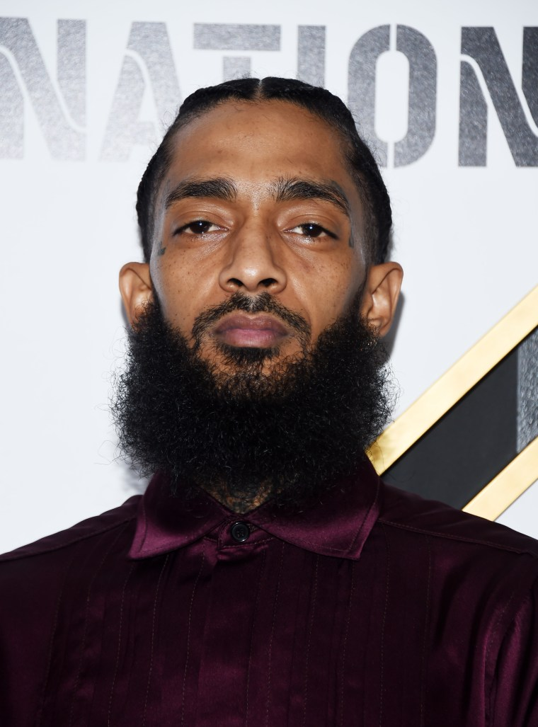 Los Angeles intersection to be named after Nipsey Hussle