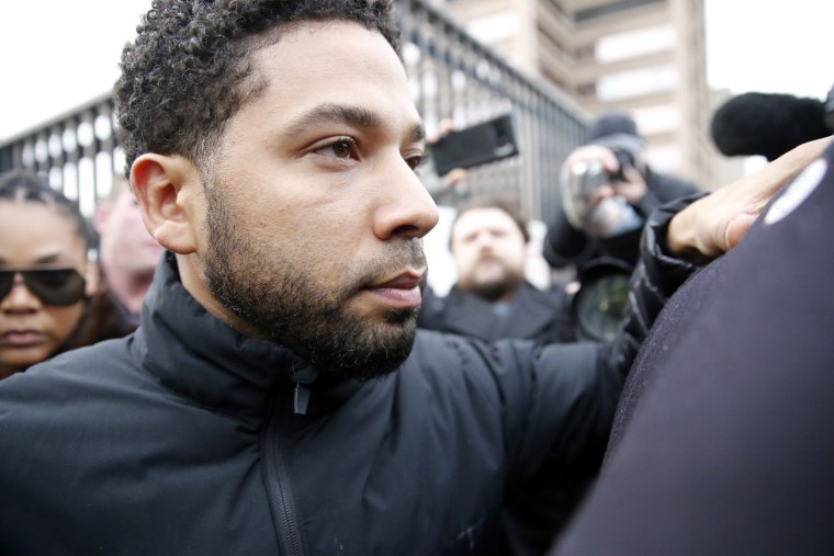 Jussie Smollett's <i>Empire</i> character will reportedly be removed from season's final two episodes