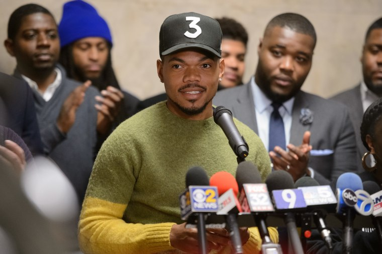 Chance the Rapper got Wendy's to bring back spicy chicken nuggets