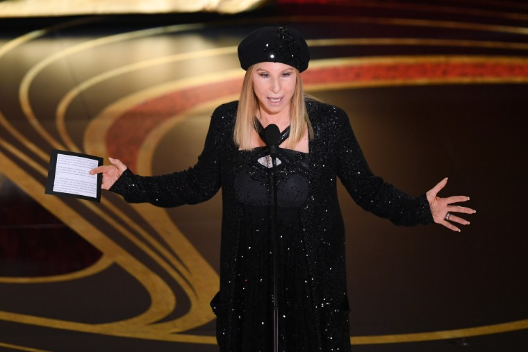 Barbra Streisand 'profoundly sorry for any pain' Michael Jackson comments caused