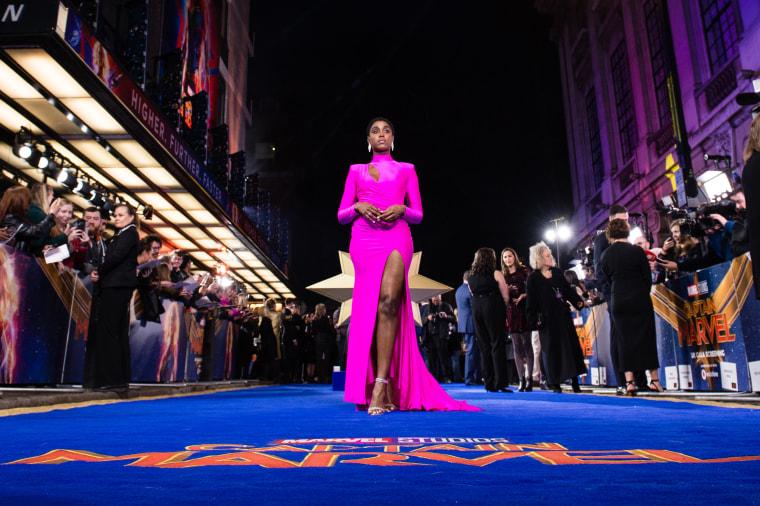 <i>Captain Marvel</i>'s Lashana Lynch will reportedly be the new <i>007</i>