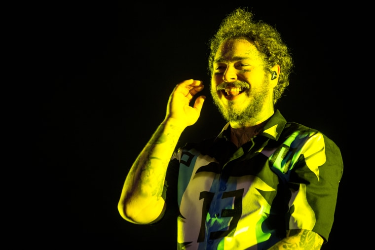 Post Malone singing Fleet Foxes is good, actually