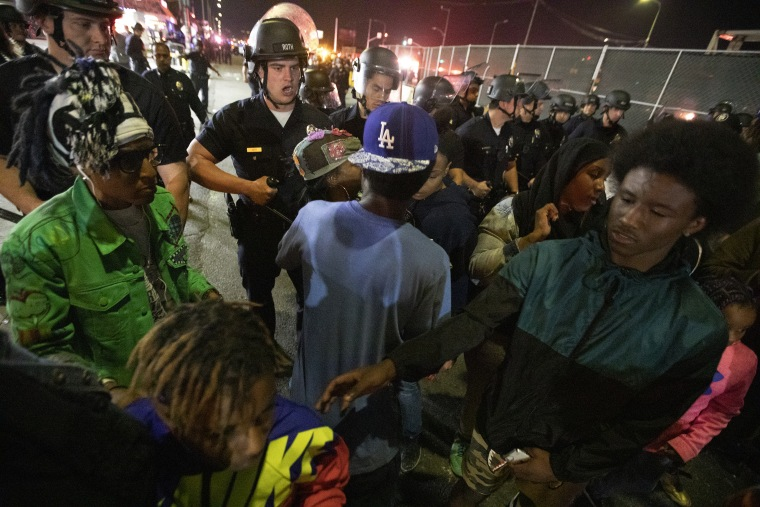 Multiple people injured following vigil for Nipsey Hussle in Los Angeles