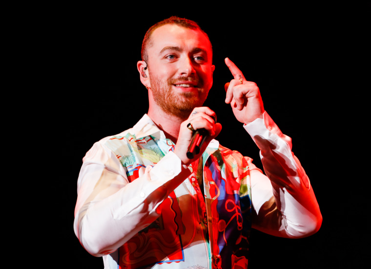 """Sam Smith publicly changes pronouns to they/them: """"I've decided to embrace myself for who I am"""""""