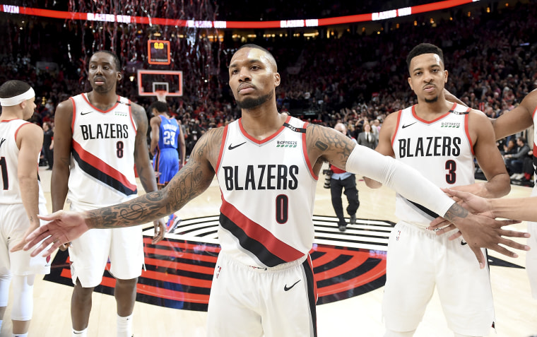 Listen to Damian Lillard's new album, <i>Big D.O.L.L.A.</i>