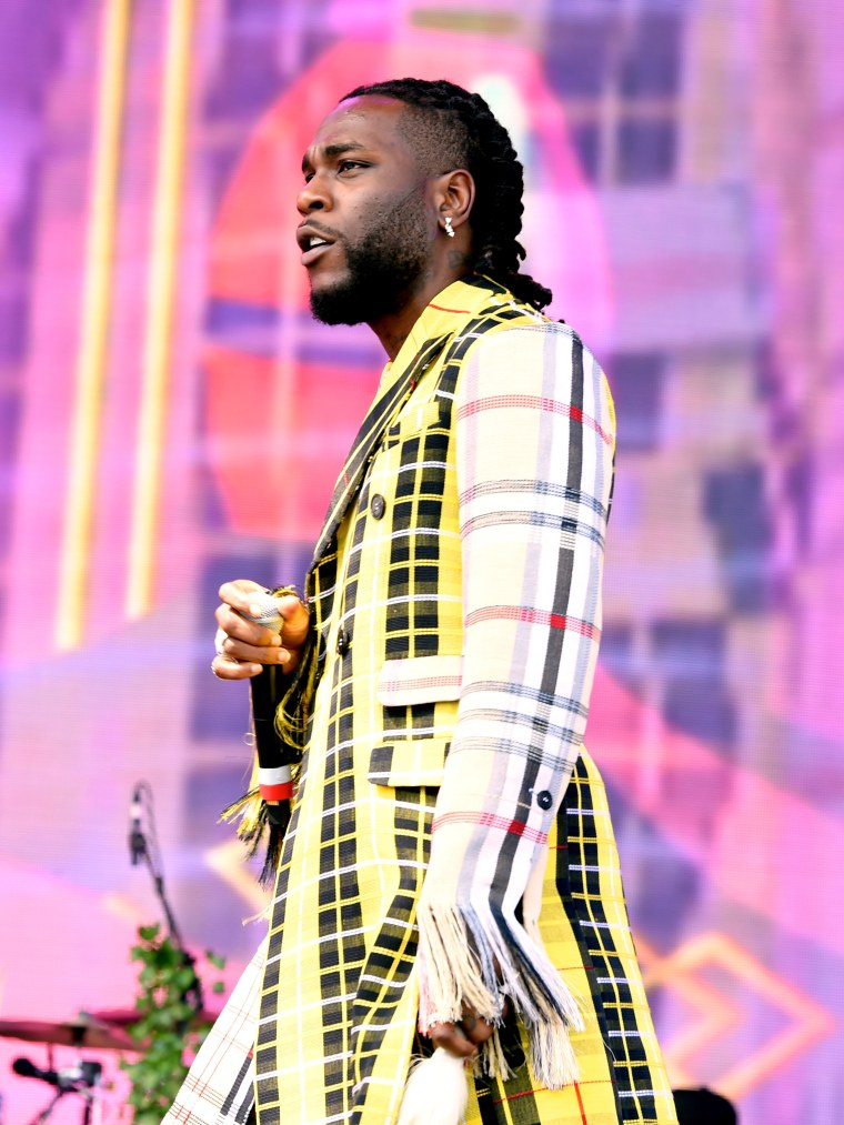 With <i>African Giant</i>, Burna Boy's crossover is complete
