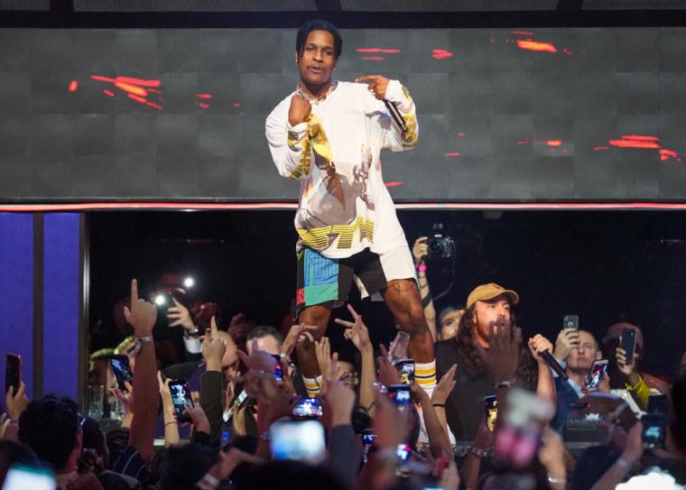 A$AP Rocky pleads not guilty as assault trial begins in Sweden