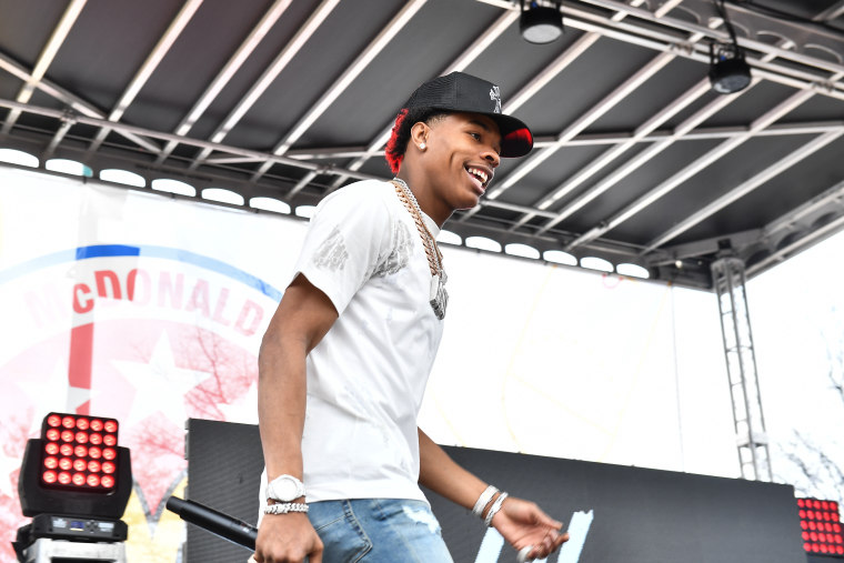 Lil Baby hints his sophomore album and a mixtape are on the way