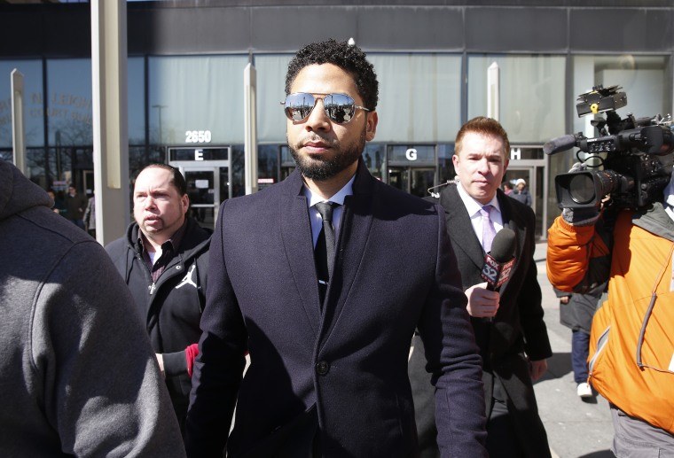 "Osundairo brothers claim Jussie Smollett ""directed every aspect"" of staged attack in new lawsuit"