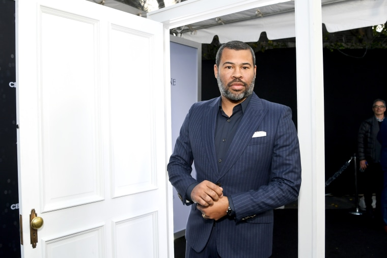 "Jordan Peele on any upcoming films: ""I don't see myself casting a white dude as the lead"""
