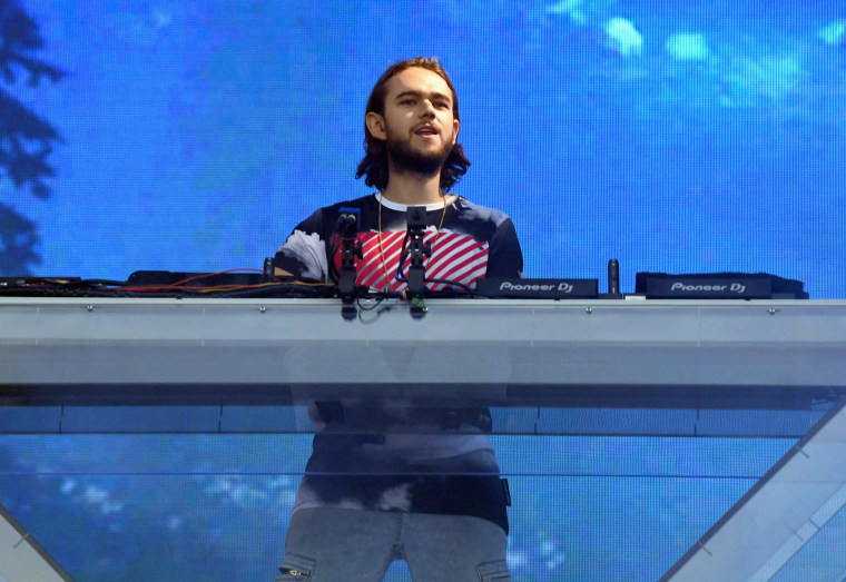 "Zedd claims he was ""permanently banned"" from China after he ""liked a <i>South Park</i> tweet"""