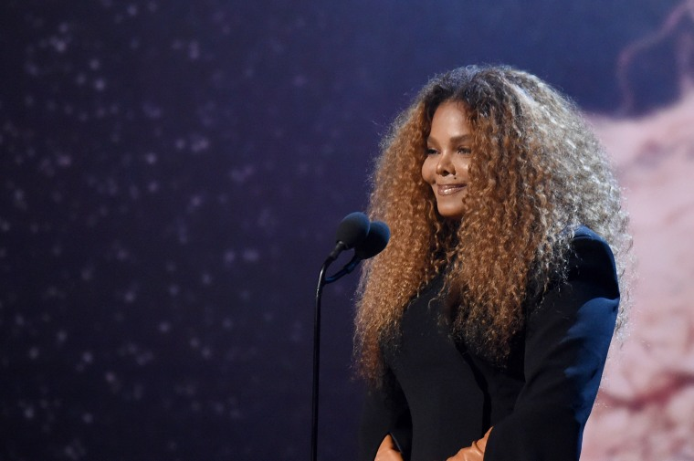 "Janet Jackson calls for Rock & Roll Hall of Fame to ""induct more women"""