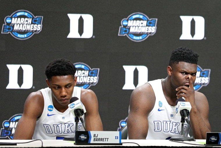 Zion Williamson is going to New Orleans, which sucks