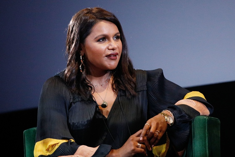 Mindy Kaling says the Emmys tried to discredit her work on <i>The Office</i>