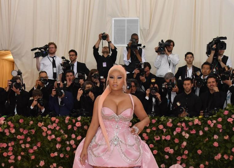 Listen to a new episode of Nicki Minaj's Queen Radio