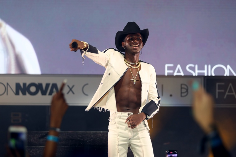 Lil Nas X says he's taking a break from music