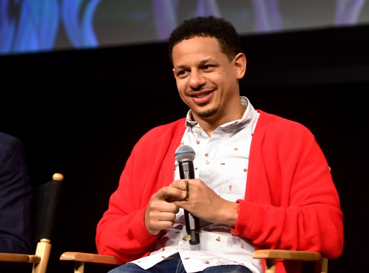 "Eric André is turning ""Rapper Warrior Ninja"" into a TV show"