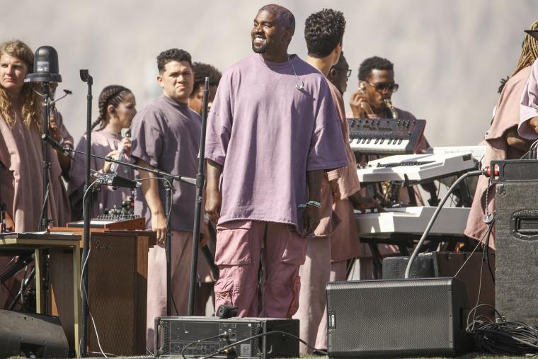 Kanye West shares a new <i>Jesus Is King</i> tracklist