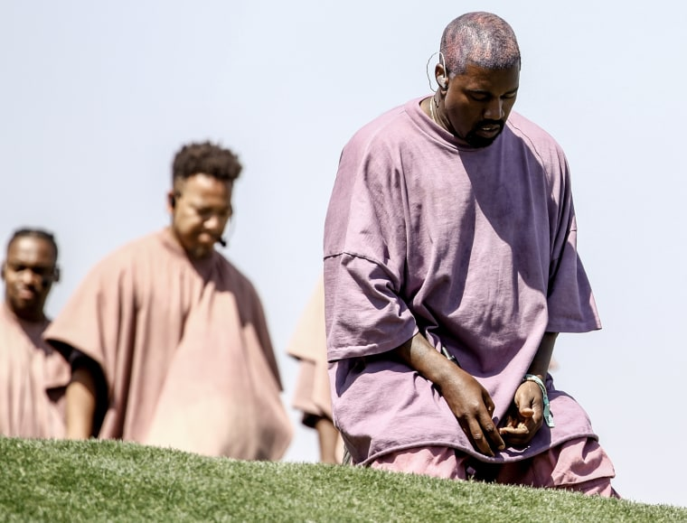 Report: Kanye West's <i>Jesus Is King</i> no longer has a release date