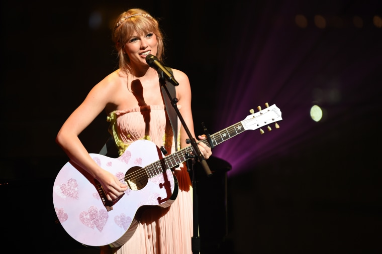 Taylor Swift is releasing a new album called <i>folklore</i> tonight