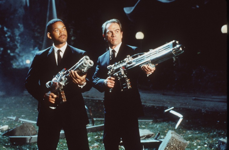 <i>Men in Black</i> is making a comeback