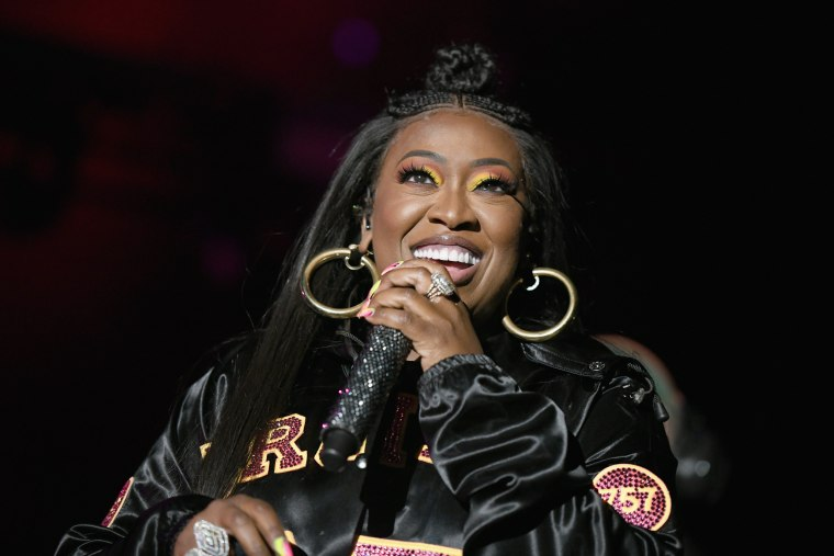 Missy Elliott will release her new project <i>Iconology</i> tonight